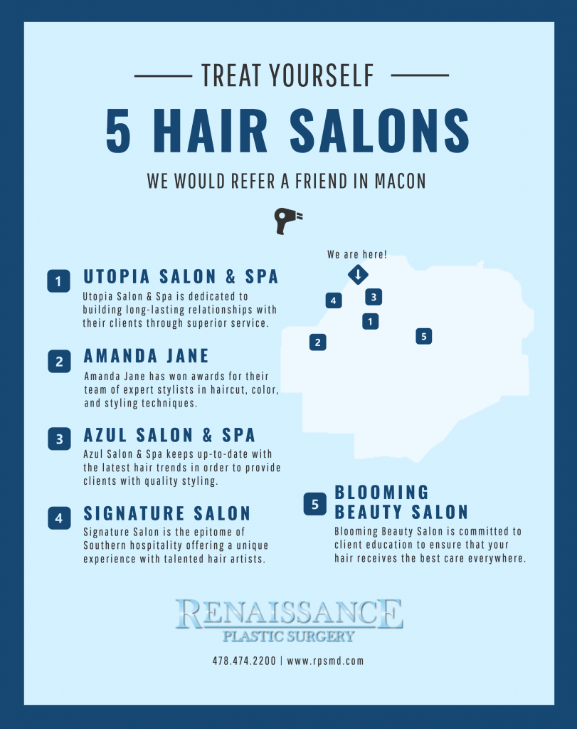 Hair Salons in Macon